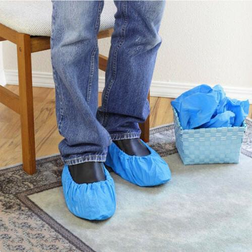 Disposable Boot PE Protective Corona