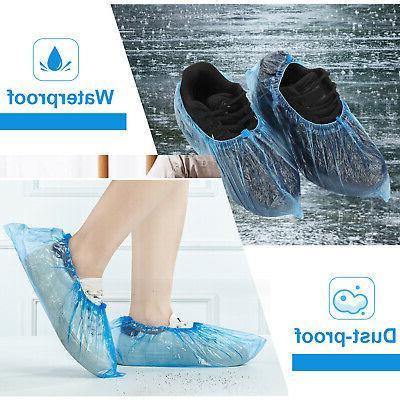 100/200PCS Waterproof Anti Boot Cover Covers Lot