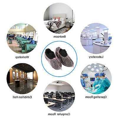 100Pcs Shoe Covers Hygienic Cover Workplace