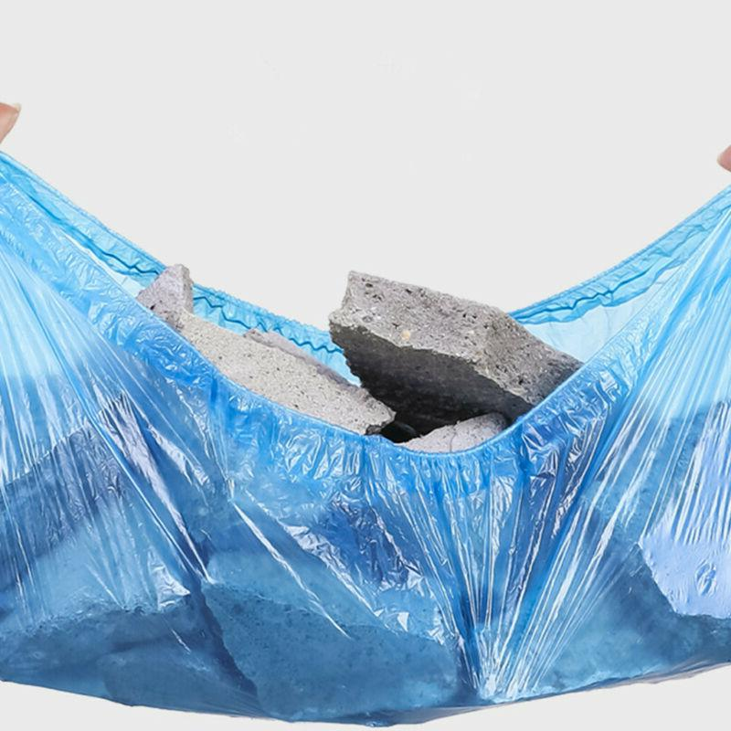 100 Pcs Disposable Shoe Covers Protective
