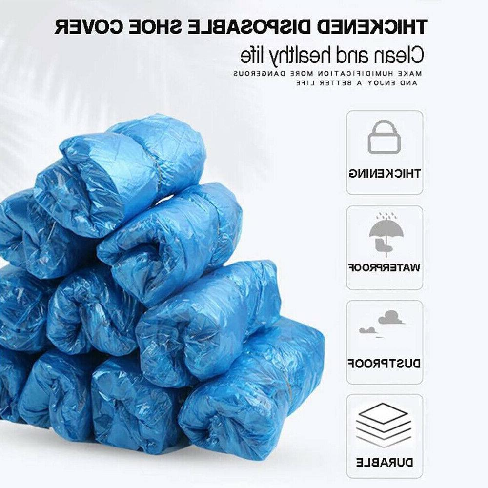 100Pcs Covers Cleaning Overshoes Protective Dustproof