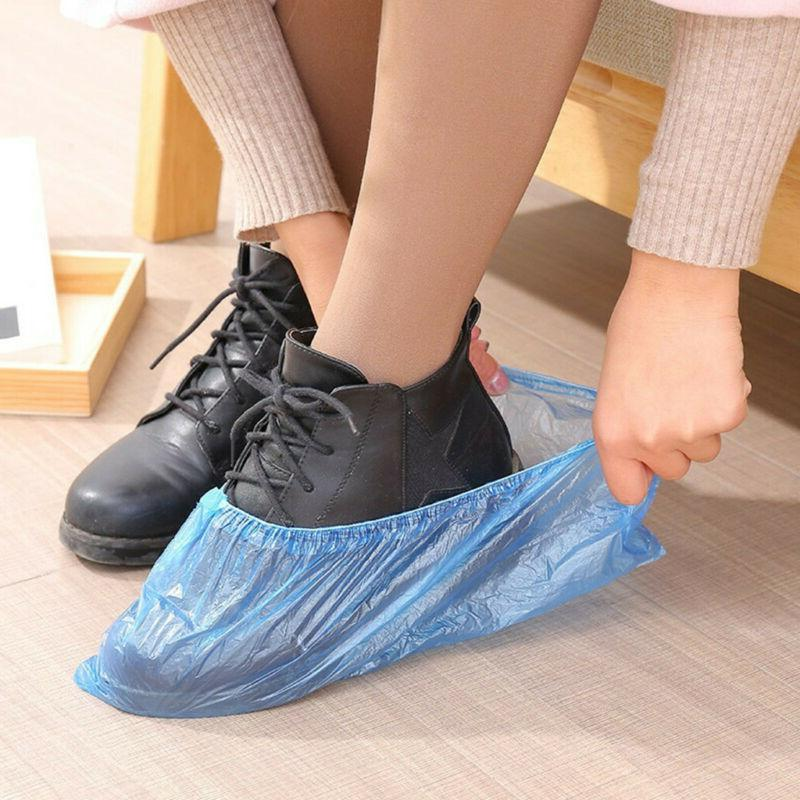 100Pcs Boots Overshoes