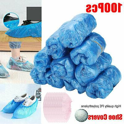 100pcs disposable shoe covers hygienic boot cover