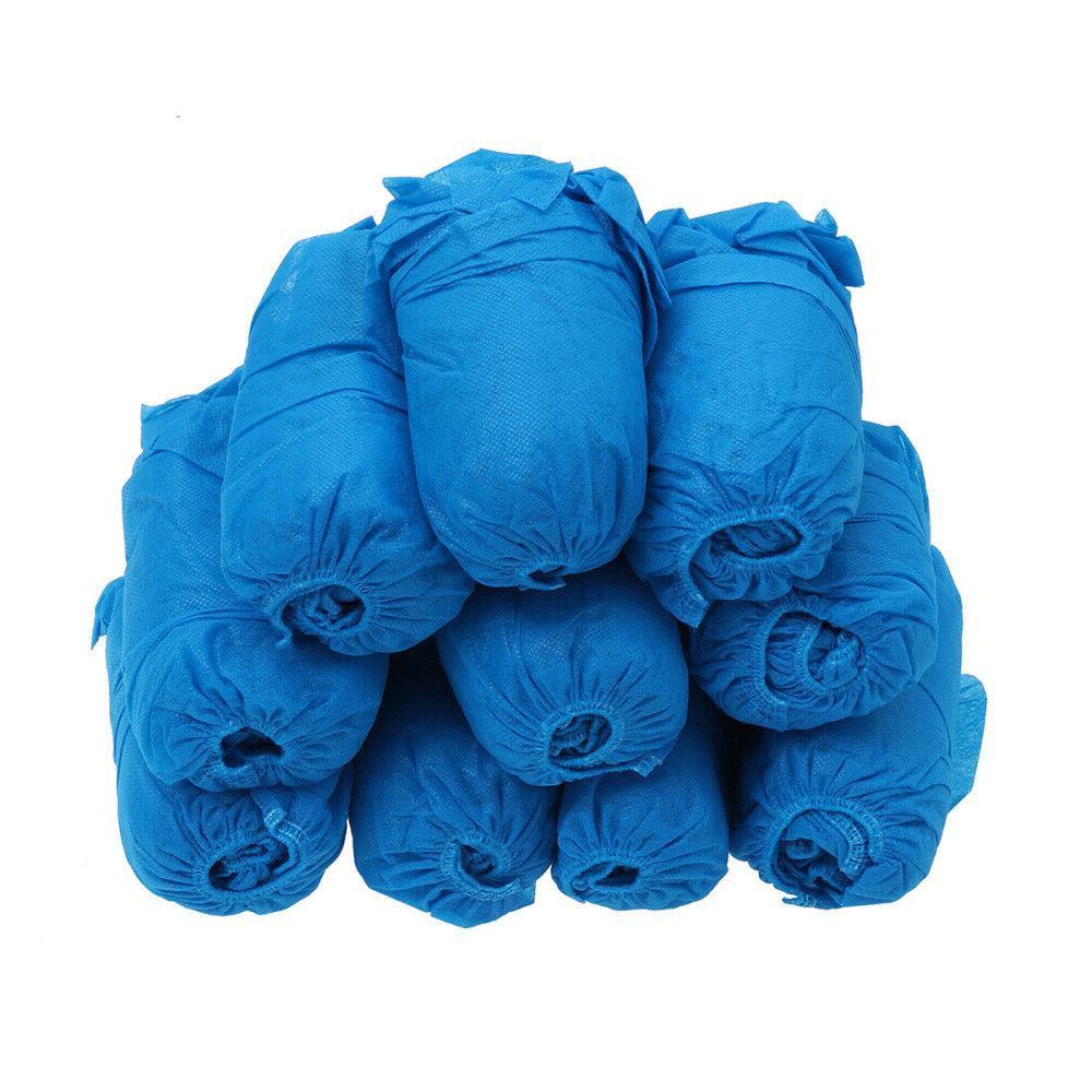 100pcs Covers Non-woven Fabrics Boot Covers USA