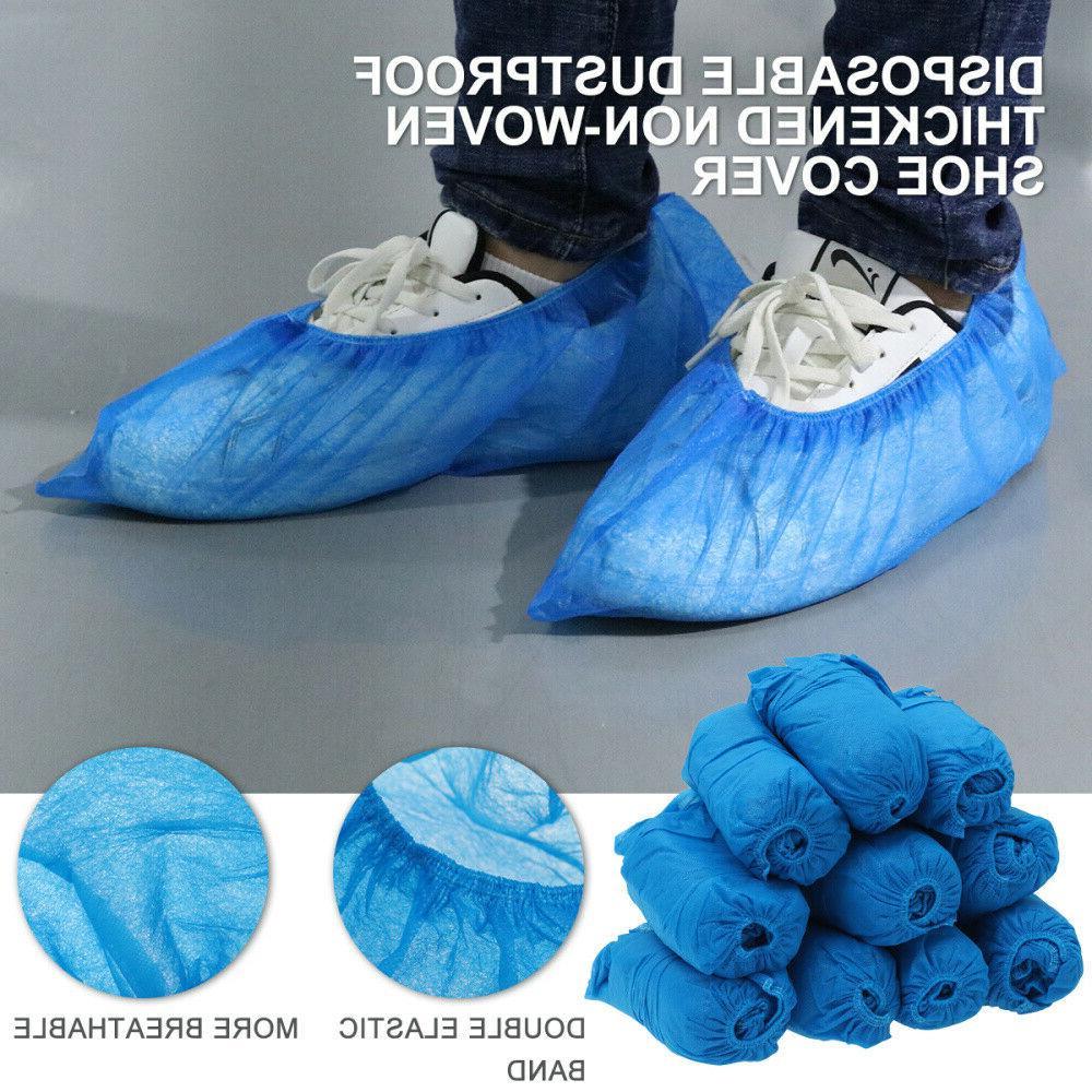 100pcs Shoe Non-woven Boot Covers Medical USA