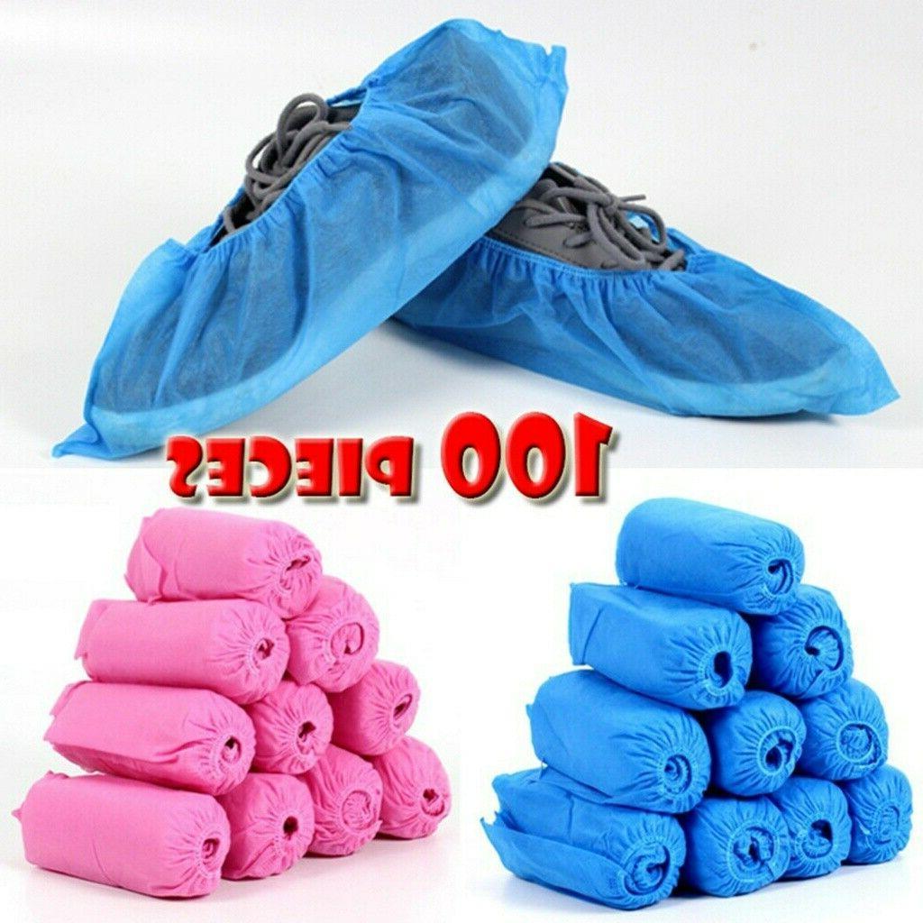 100pcs Shoe Non-woven Boot Covers USA