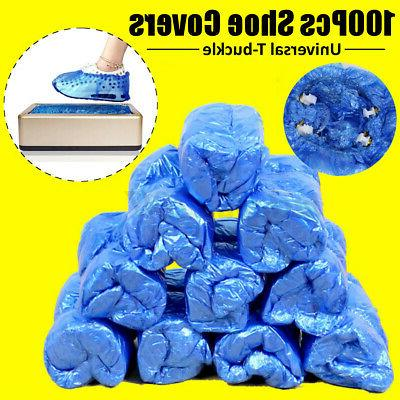 100X Disposable Covers Shoe