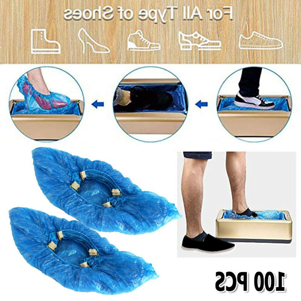 100X Disposable T Shoe