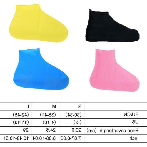 Rain Shoe Boot Cover