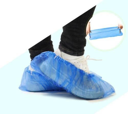 200pcs Shoe Covers PE