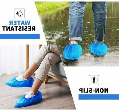 Green Convenience Pairs)Disposable Shoe Covers Cover