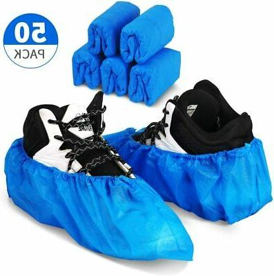 50 packi1425 pairsi14disposable shoe covers boot cover