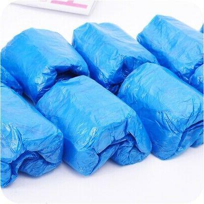 50Pcs Disposable Shoe Covers Non-woven