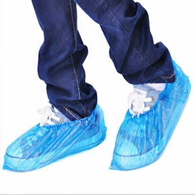 50Pcs Plastic Waterproof Covers Boot