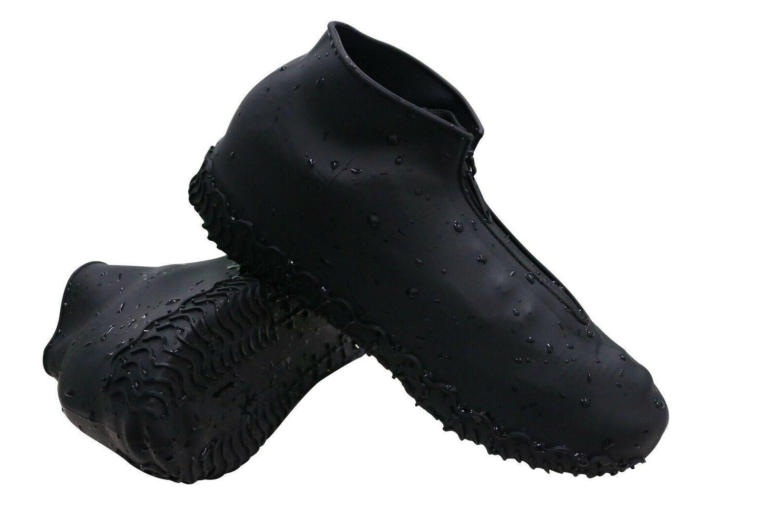 Anti-slip Reusable Rain Shoe Waterproof Cover
