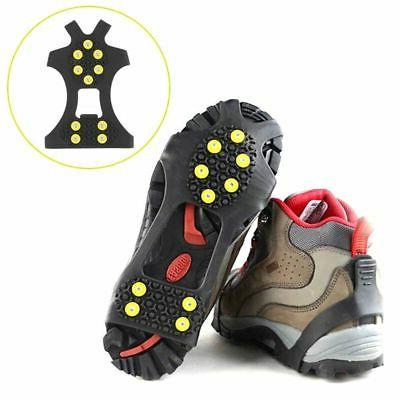 Antiskid Covers Climbing Overshoes Ice
