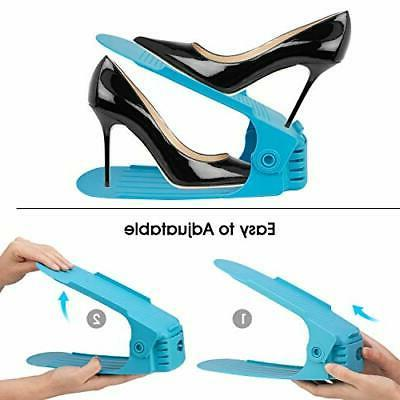 AQUAPRO Organizer, Adjustable Shoe Saver, Double