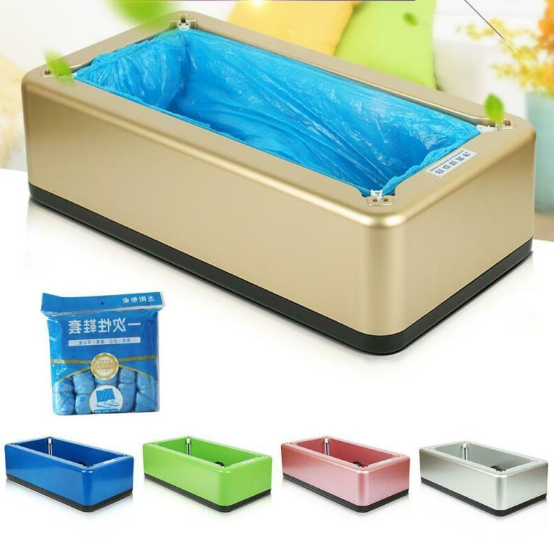 automatic shoe cover dispenser machine cleaning cover