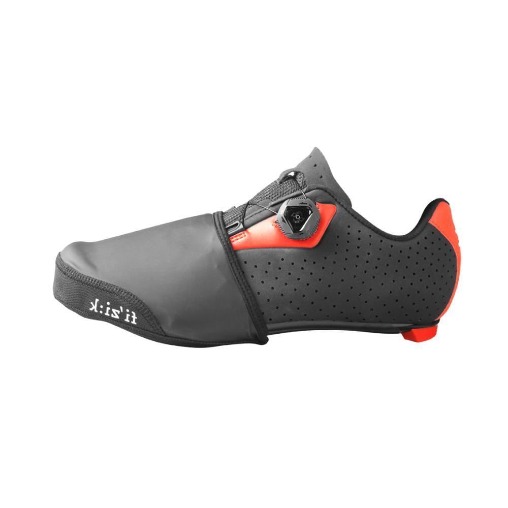 bicycle cycling shoe toe covers black all