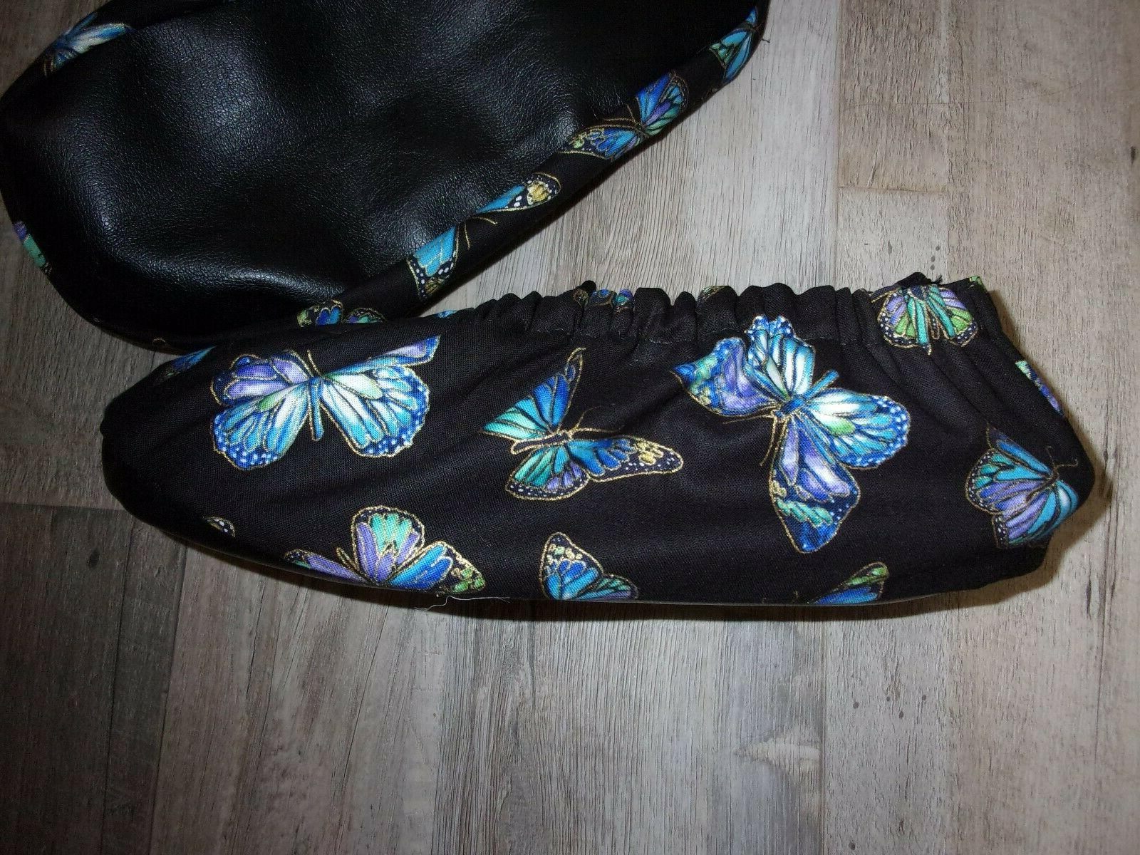 bowling shoe covers butterflys