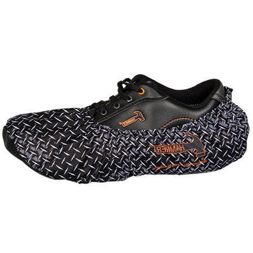 bowling shoe covers no wet foot diamondplate