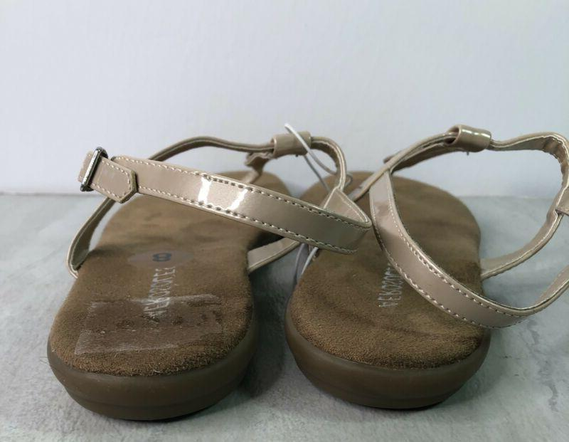 Aerosoles Cover Champaign Thong Strap Shoes 8