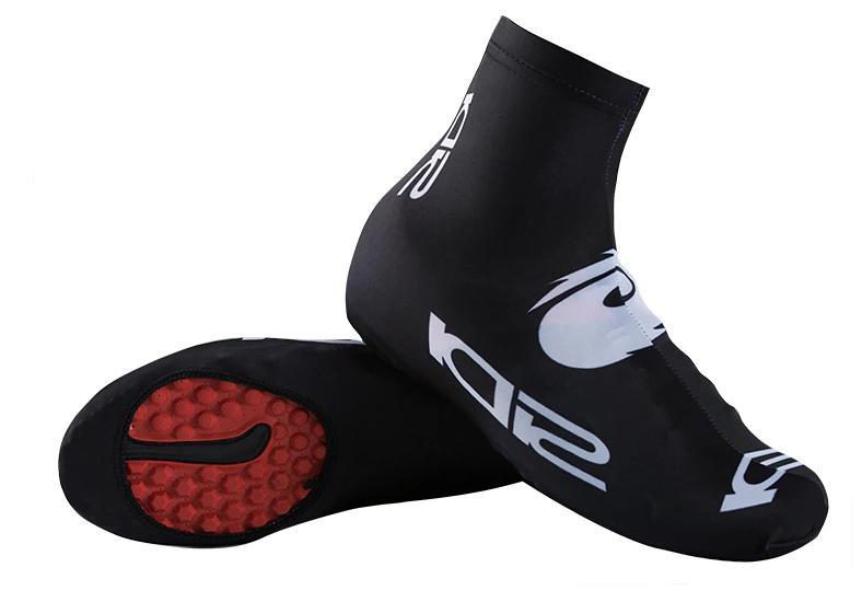 cycling bike fleece shoe cover bicycle riding