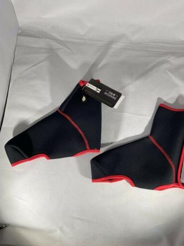 cycling shoe covers black