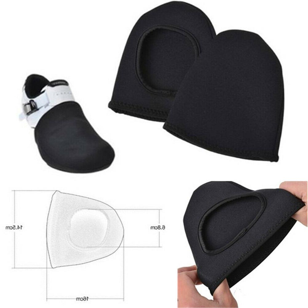 cycling shoe toe covers warmer protector windproof