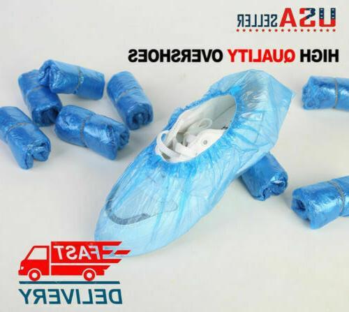 disposable plastic non slip shoe covers home