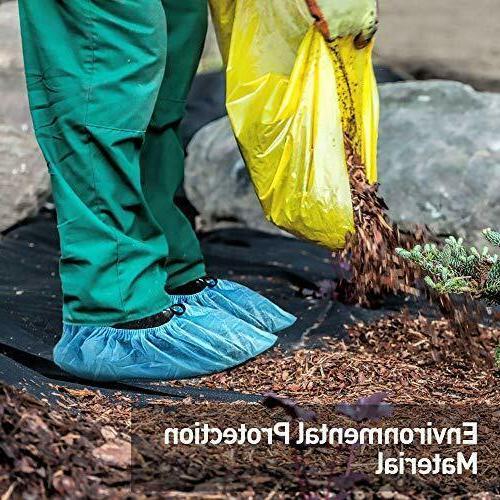Squish Shoe 100PCS Non-Slip Waterproof