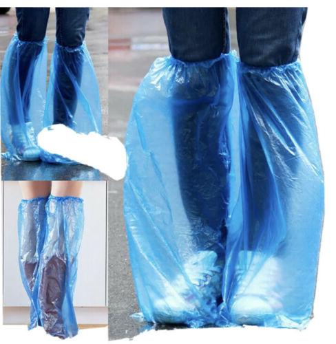 disposable shoe covers boots cover workplace indoor
