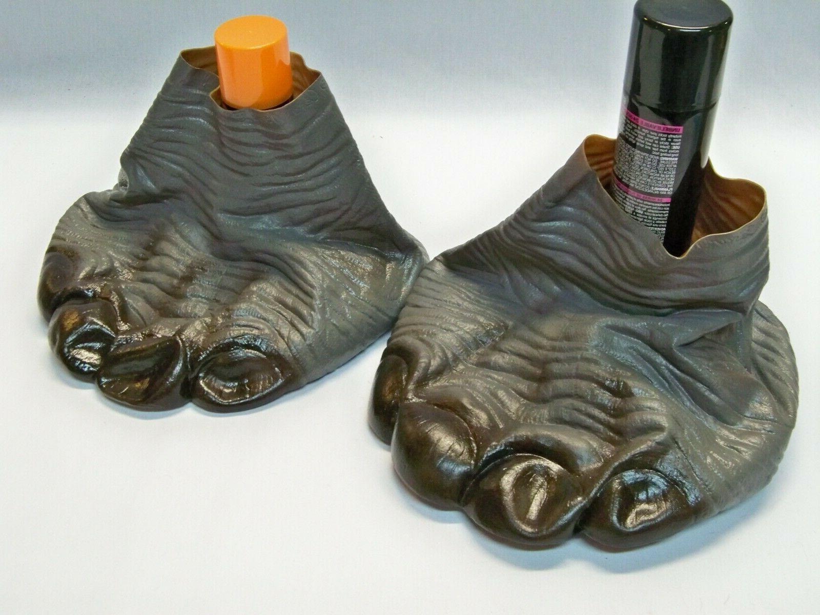 elephant feet halloween vinyl shoe covers brand