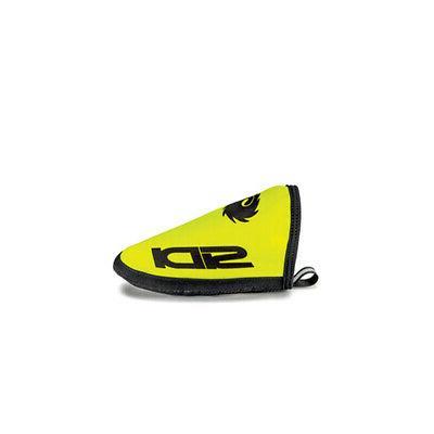 flo toe covers unisize yellow