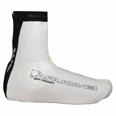 Endura FS260 Slick Overshoes Bicycle Shoe Covers-New-SMALL-W