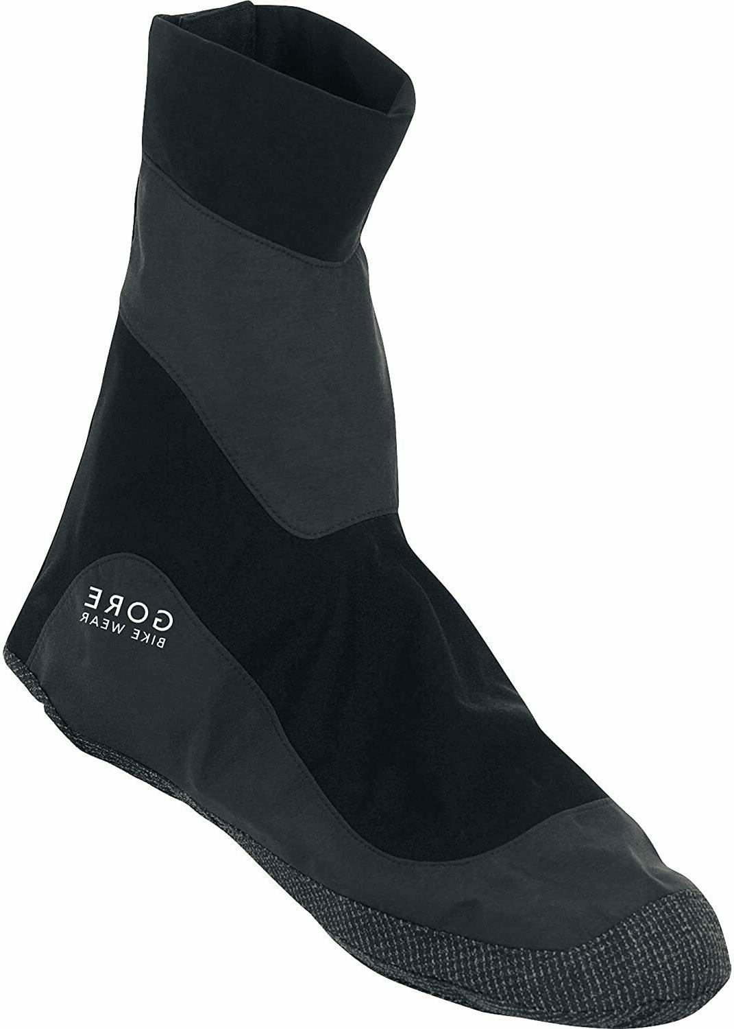 gore tex cycling overshoes shoe cover black