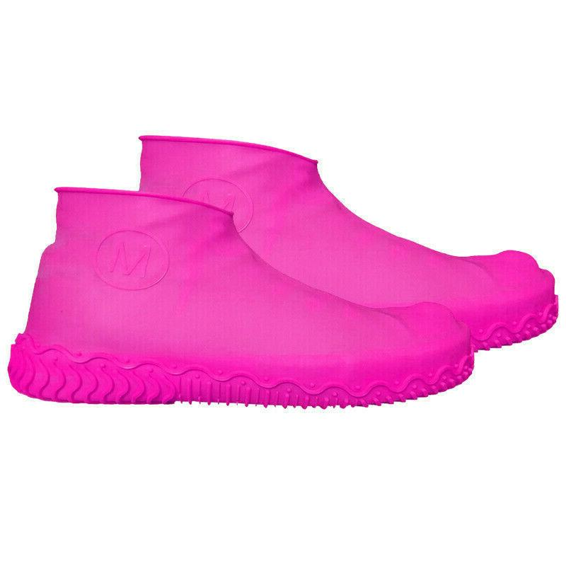Hot Reusable Latex Shoe Covers Rain Boot