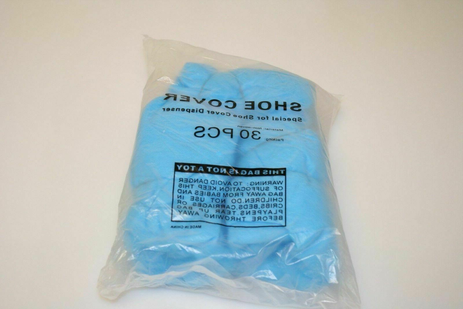 machine made disposable cloth non skid shoe