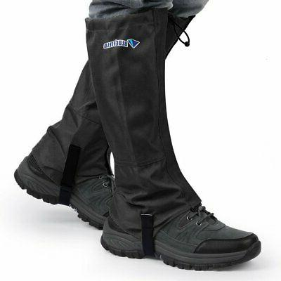 Mountain Hiking Gaiters Snow High Shoes Covers
