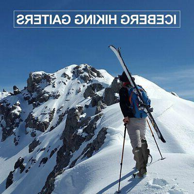Mountain Hiking Hunting Gaiters High Leg
