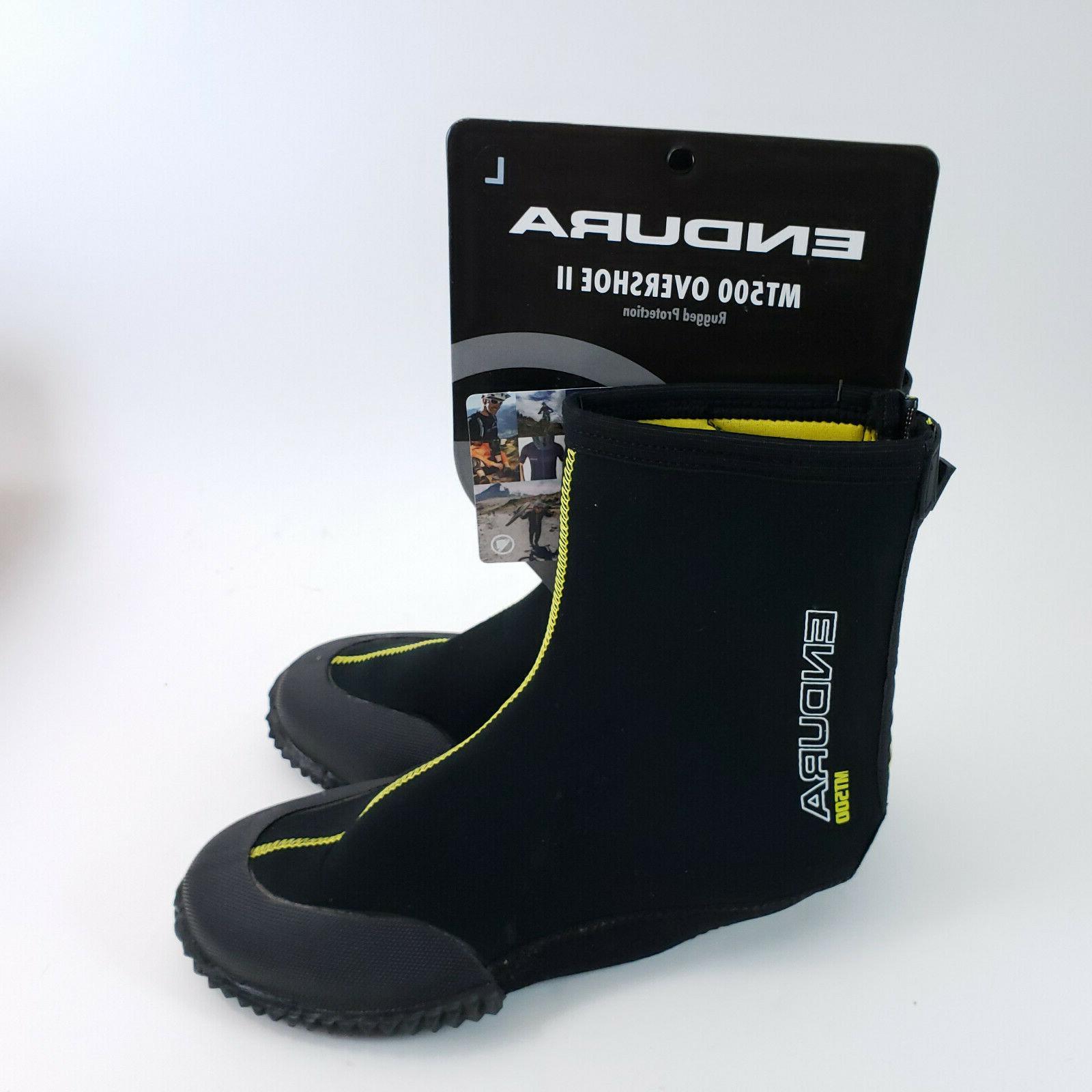 Endura MT500 II Overshoes Mountain Cycling Shoe Covers/Booti