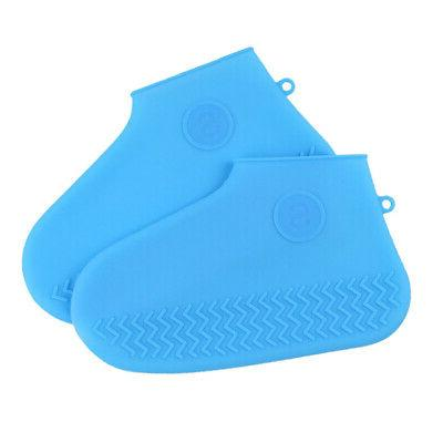 non slip waterproof silicone shoe covers outdoor