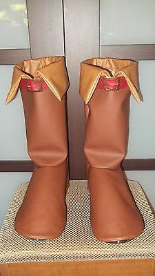 Ocarina of Time Boots for your Link Costume Deluxe High Qual
