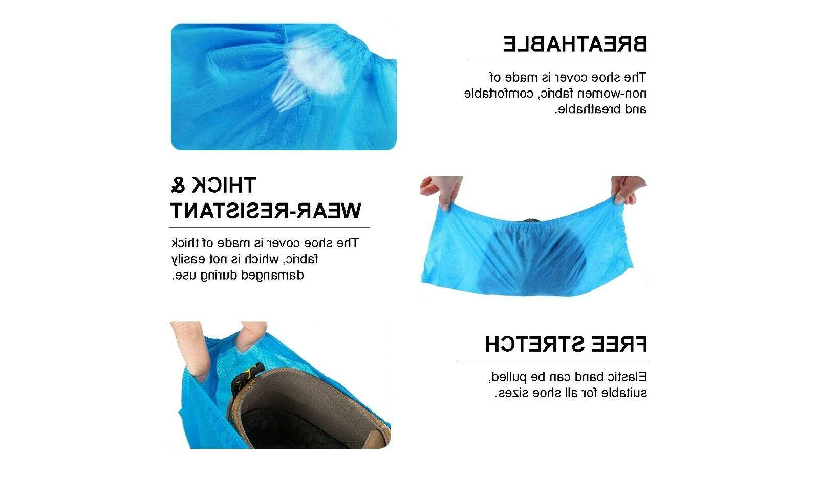 100~2000PC) Non-Slip Water Non-woven Dust