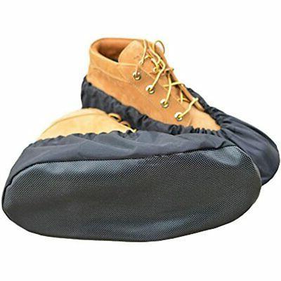 Premium Reusable Shoe Boot Covers - Large