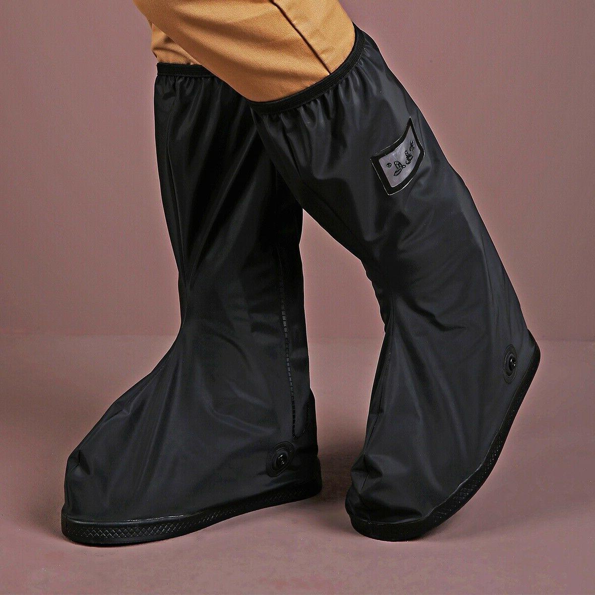 rain shoe covers waterproof for men women