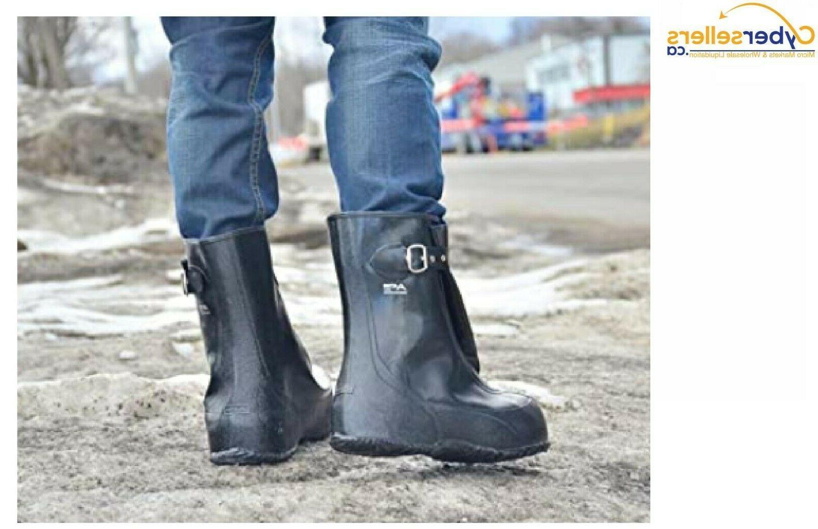 ACTON Men's X-TRA Overshoe Work Boots