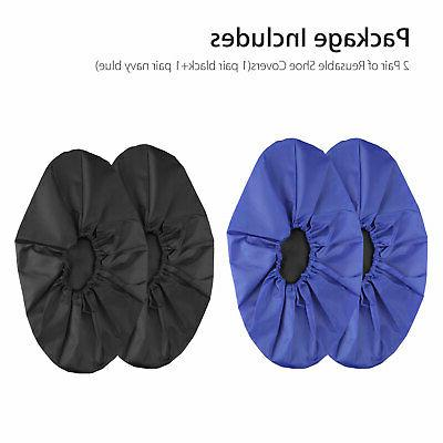 Covers Reusable Non Slip Overshoes