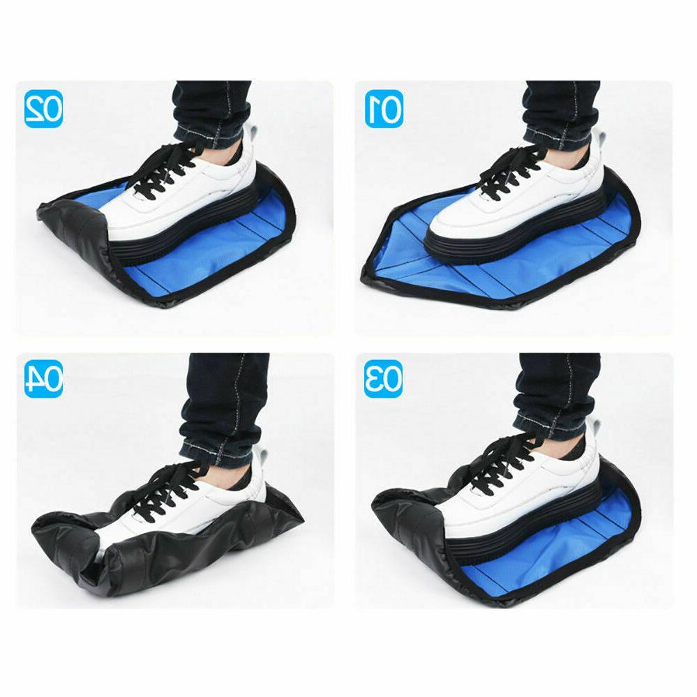 Reusable Covers Overshoes Boot Pair Step In USA