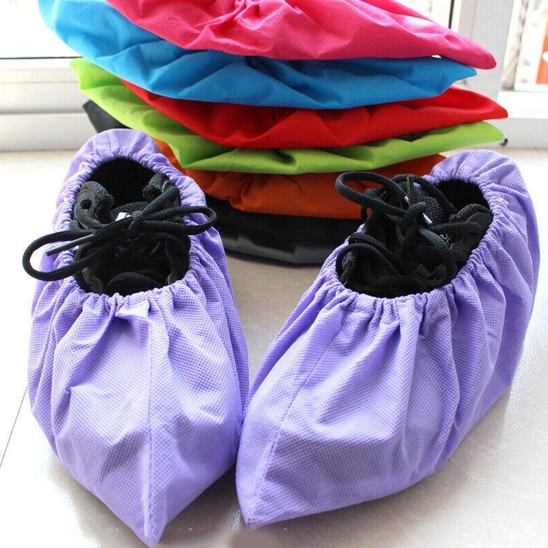 reusable thicken non woven shoe cover anti